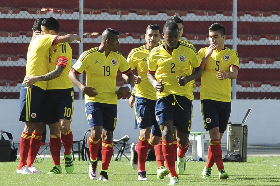 Bolivia v Colombia - FIFA 2018 World Cup Qualifiers