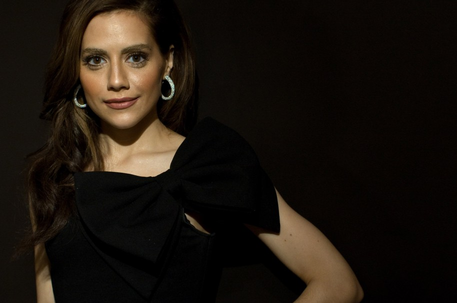 (EXCLUSIVE, Premium Rates Apply) LOS ANGELES, CA - DECEMBER 03:  ***EXCLUSIVE*** Actress Brittany Murphy poses for portraits at Tt Collection Pop-Up Party on December 3, 2009 in Los Angeles, California.  (Photo by Michael Bezjian/WireImage)