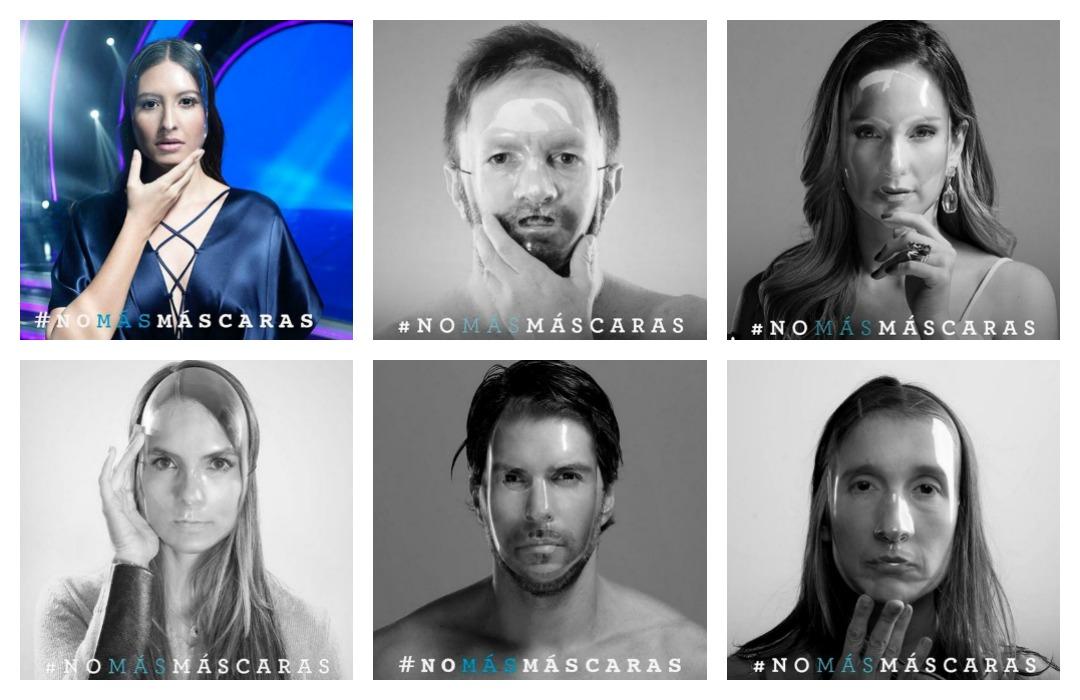 famosos nomasmascaras