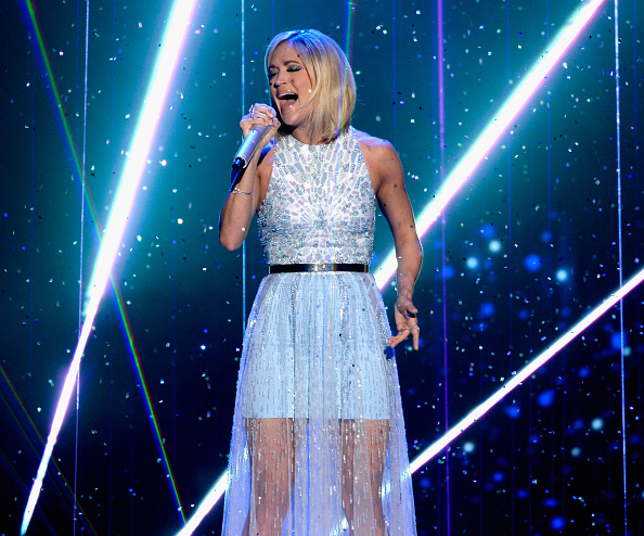 Carrie Underwood. Foto: Getty Images
