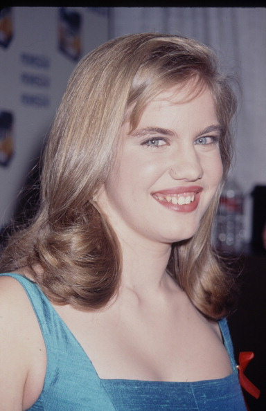 UNITED STATES - MARCH 17: Anna Chlumsky (Photo by The LIFE Picture Collection/Getty Images)