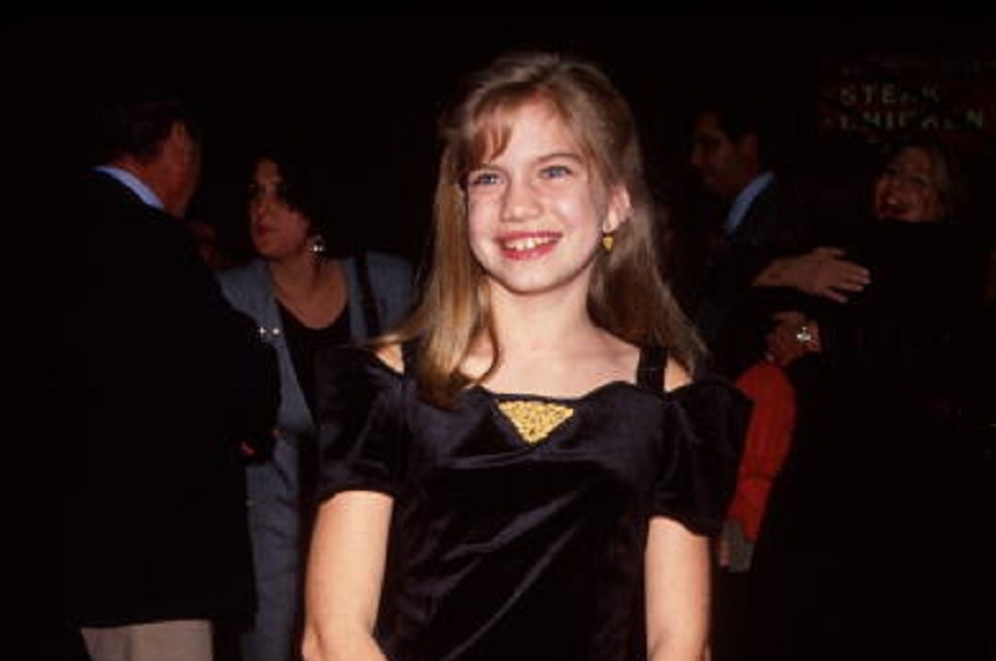 Actress Anna Chlumsky.  (Photo by Time Life Pictures/DMI/The LIFE Picture Collection/Getty Images)
