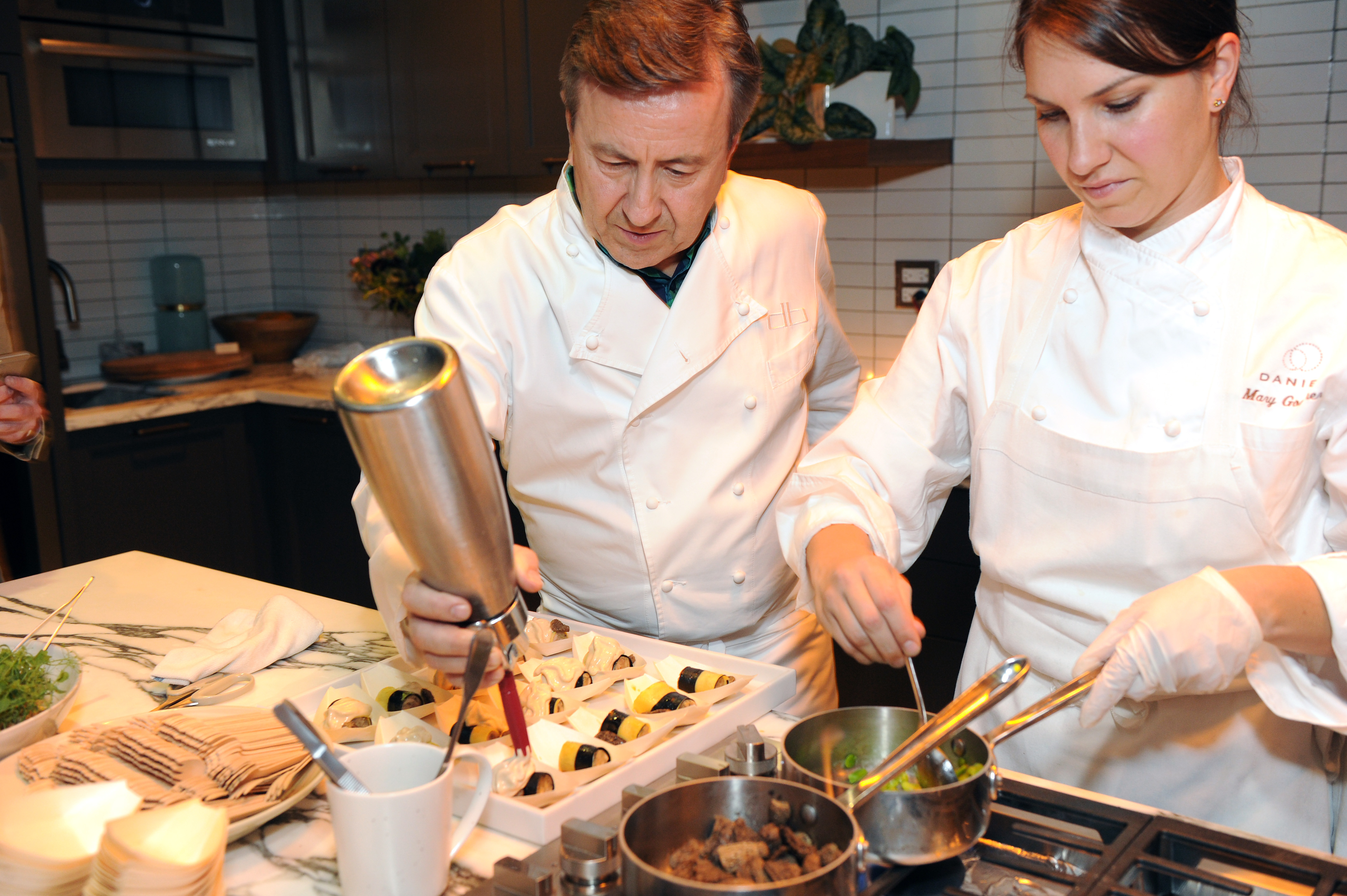 Bon Appetit And GQ Celebrate The Education Of A (Non) Foodie With Daniel Boulud