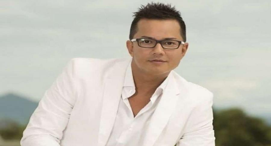 Charlie Zaa, cantante colombiano.