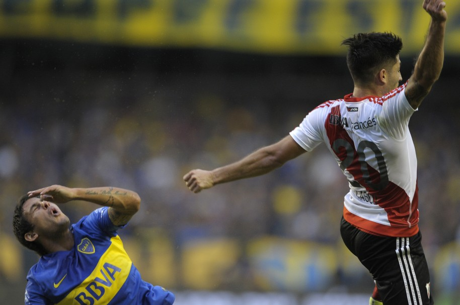 BOCA-RIVERPLATE