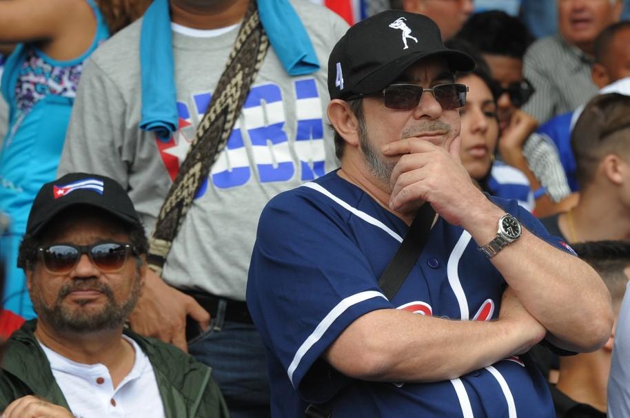 Timochenko en el estadio de Cuba - Pulzo.com