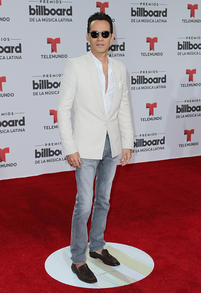 Marc Anthony. Foto: Getty Images