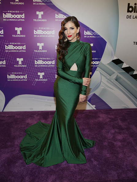 Paty Cantu. Foto: Getty Images