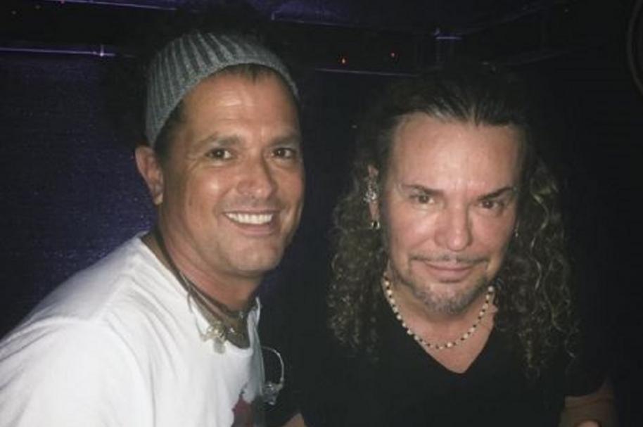 Carlos Vives y Fernando Olvera