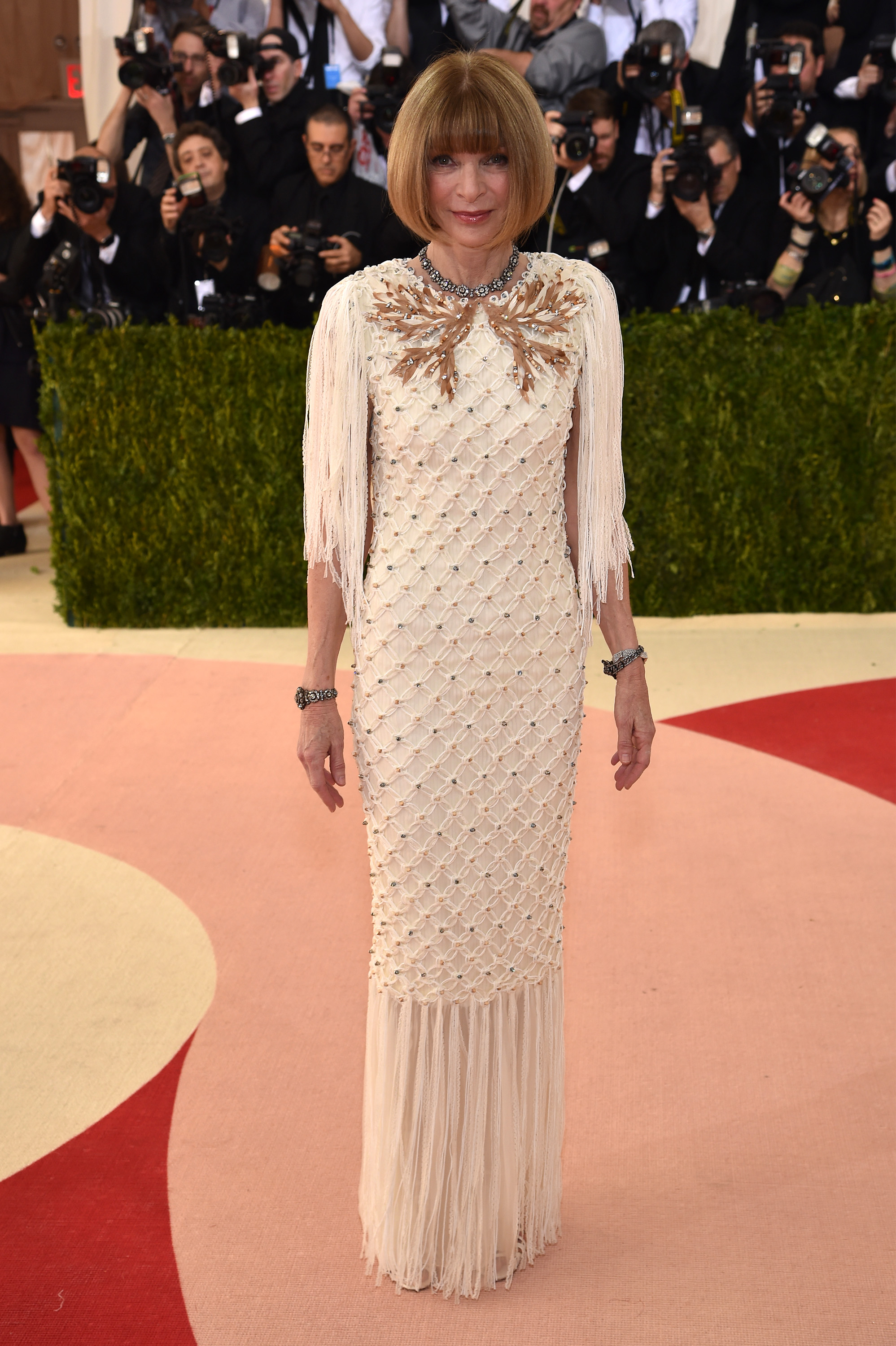 Anna Wintour. Foto: Getty Images