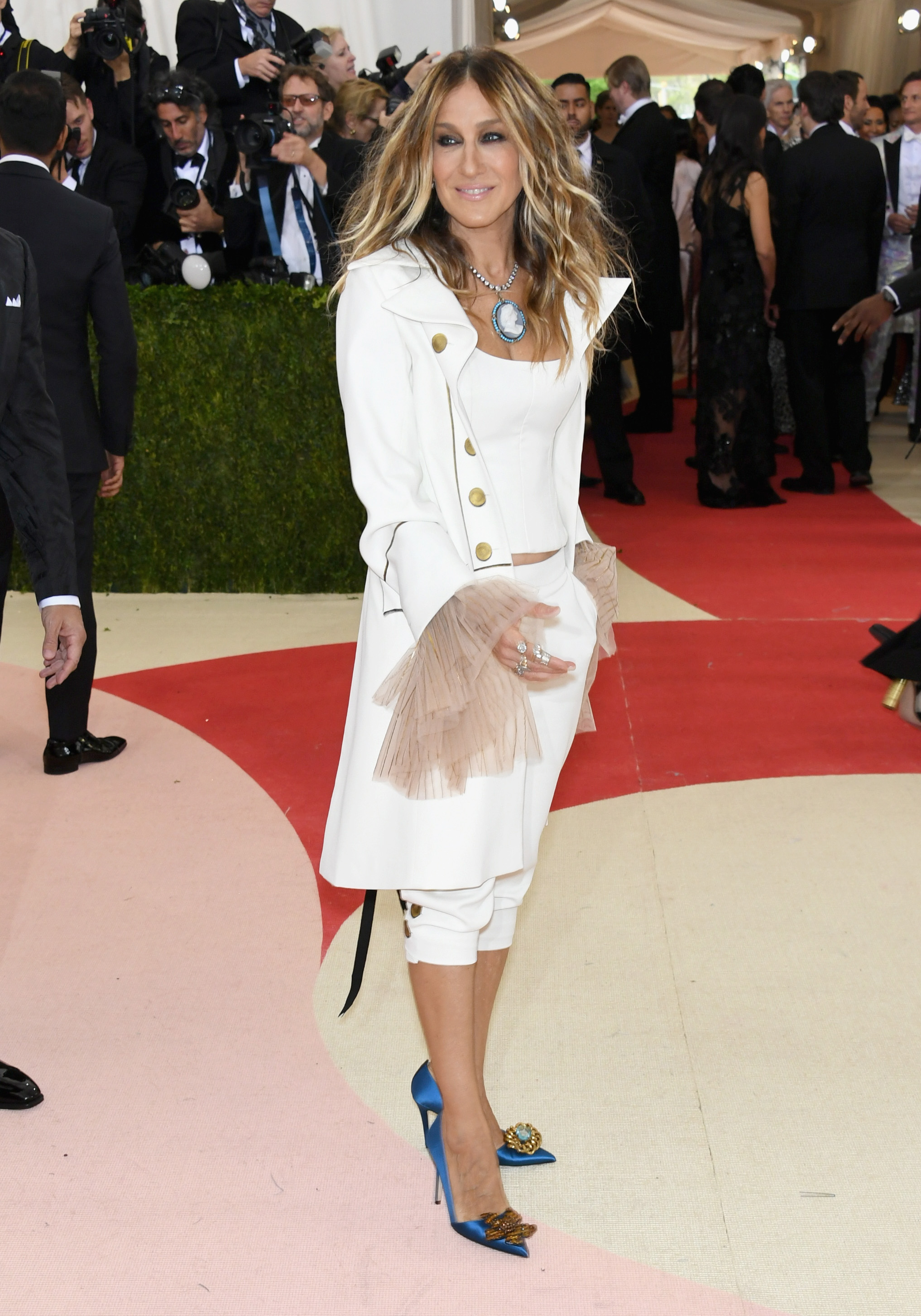 Sarah Jessica Parker. Foto: Getty Images