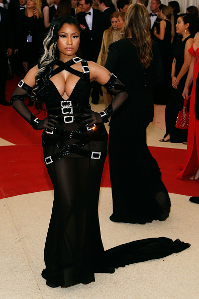 Nicki Minaj. Foto: Getty Images
