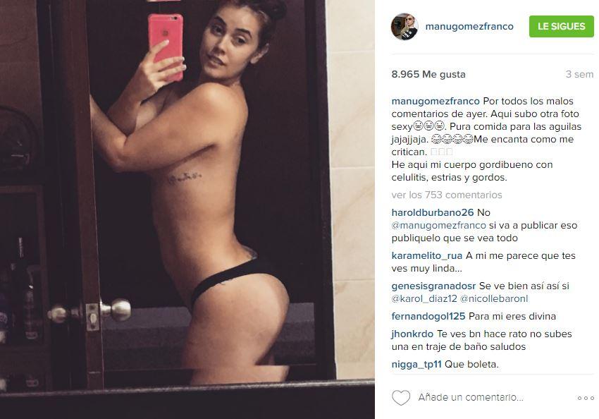 Instagram @manugomezfranco