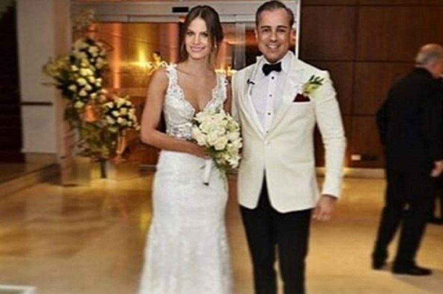 Jorge Enrique Abello y Marisabel Gutiérrez matri