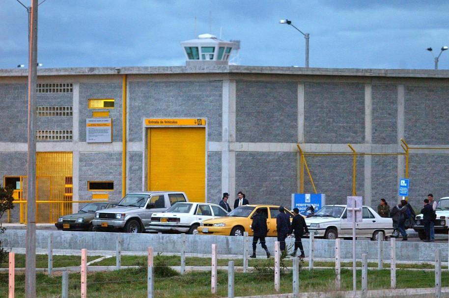 Cárcel de máxima seguridad de Cómbita