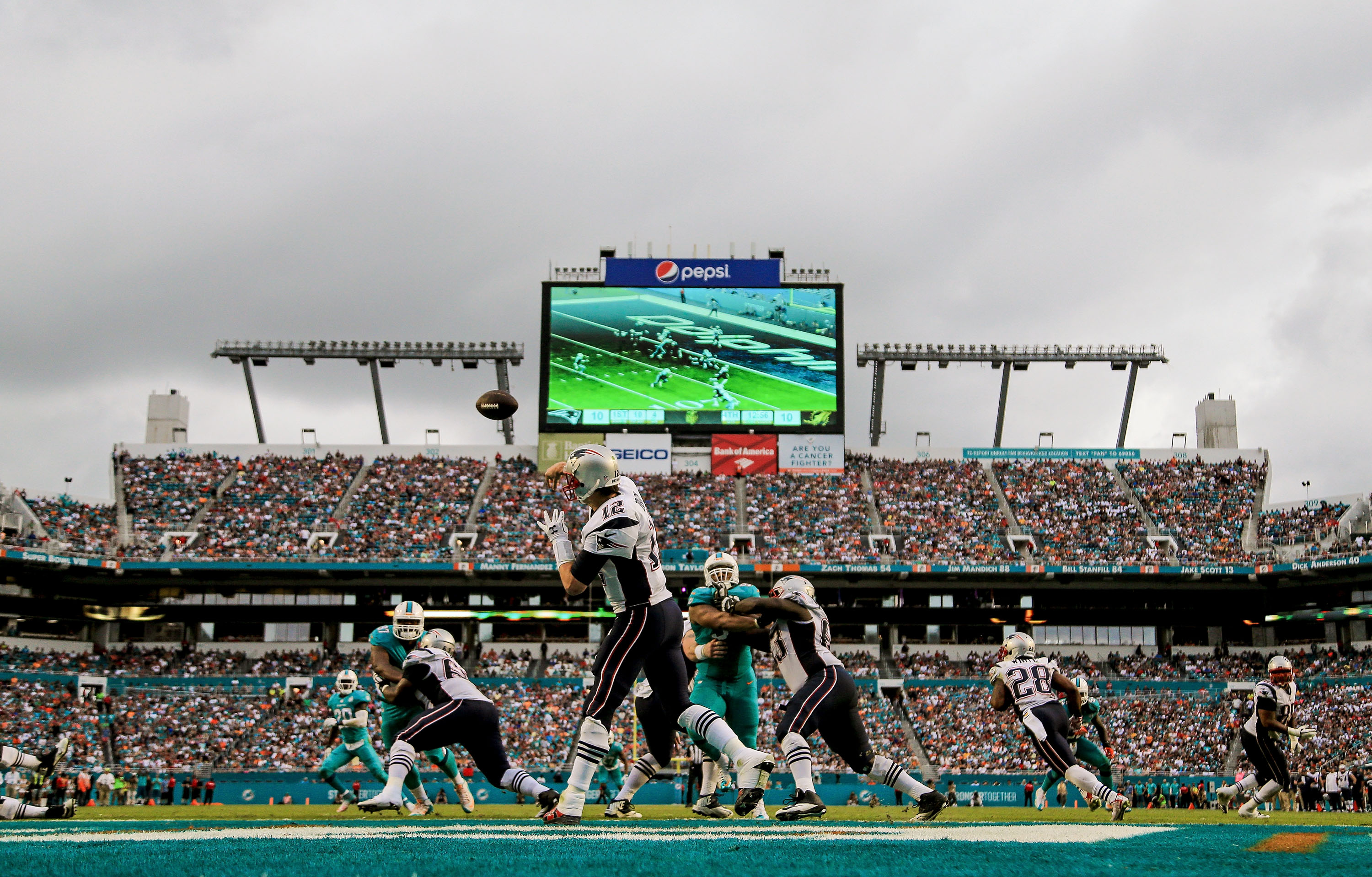Estadio Sun Life / Getty Images