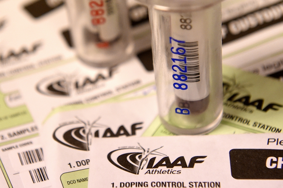 FILES-FRANCE-DOPING-LABORATORY