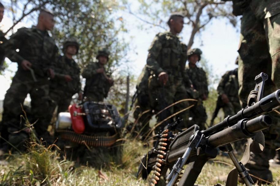 Soldados guaca