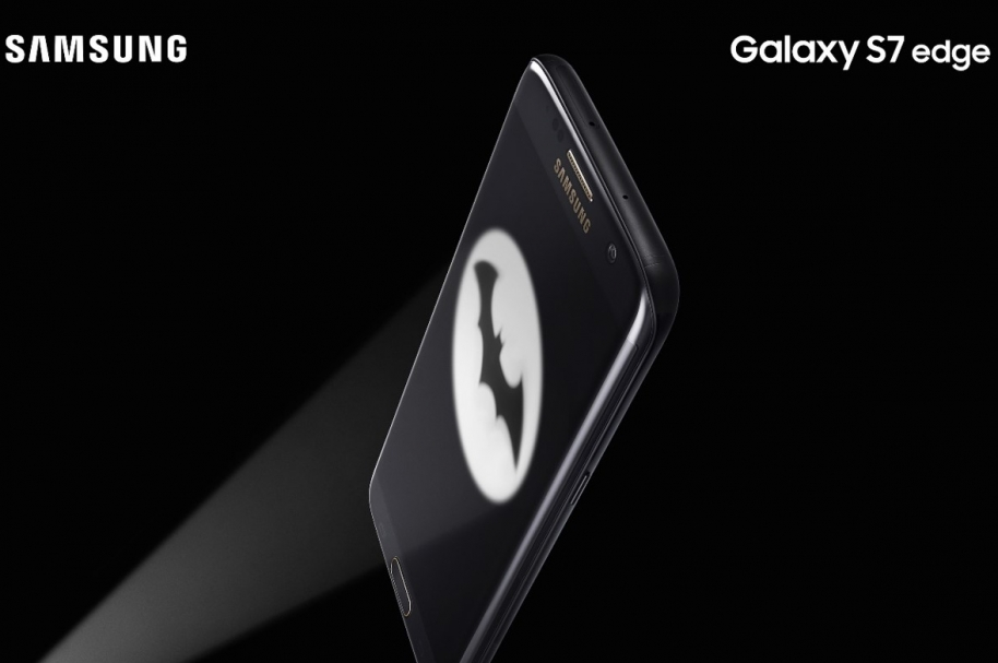 Batman Galaxy S7 edge