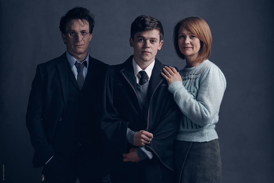 Harry Potter and the Cursed Child actores