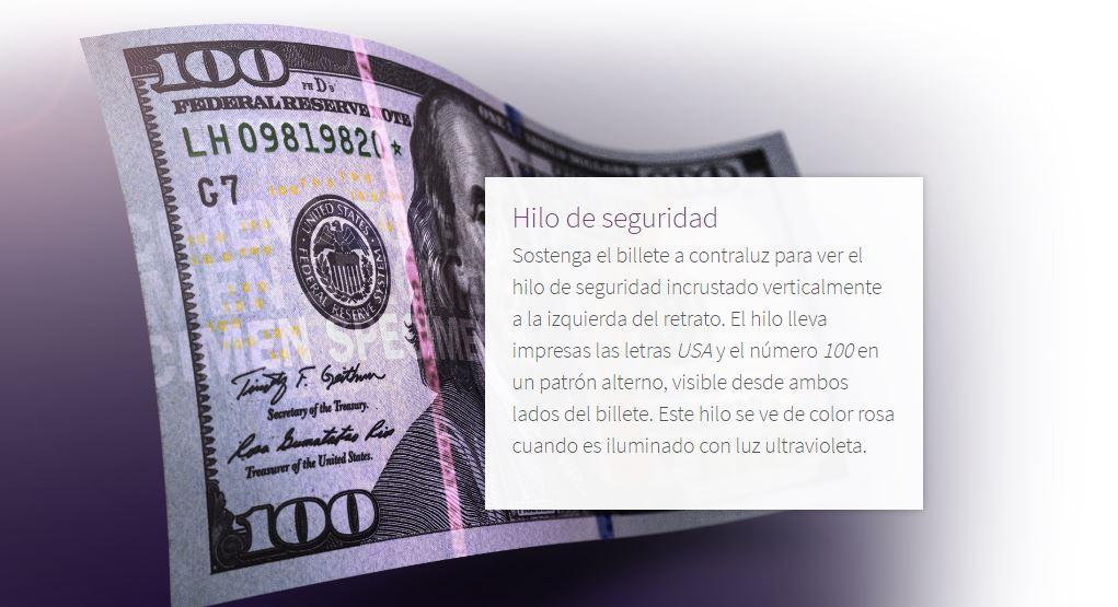dolar 100 d