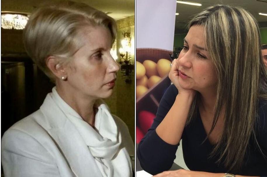 Claudia Gurissatti / Vicky Dávila