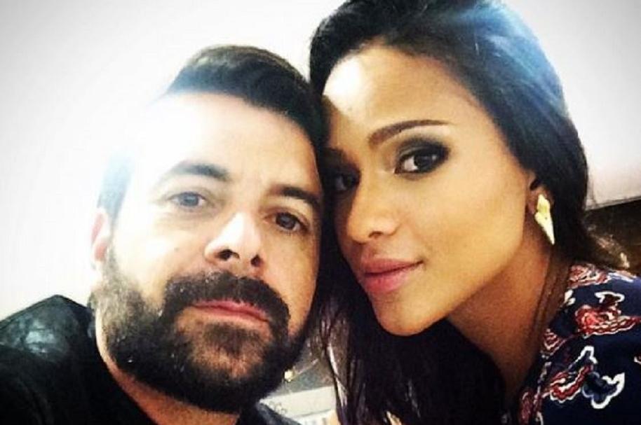 Andrea Tovar y Julián Orrego