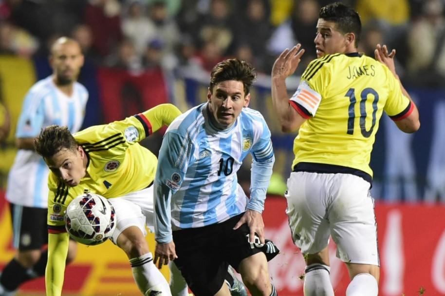 Messi Col Arg