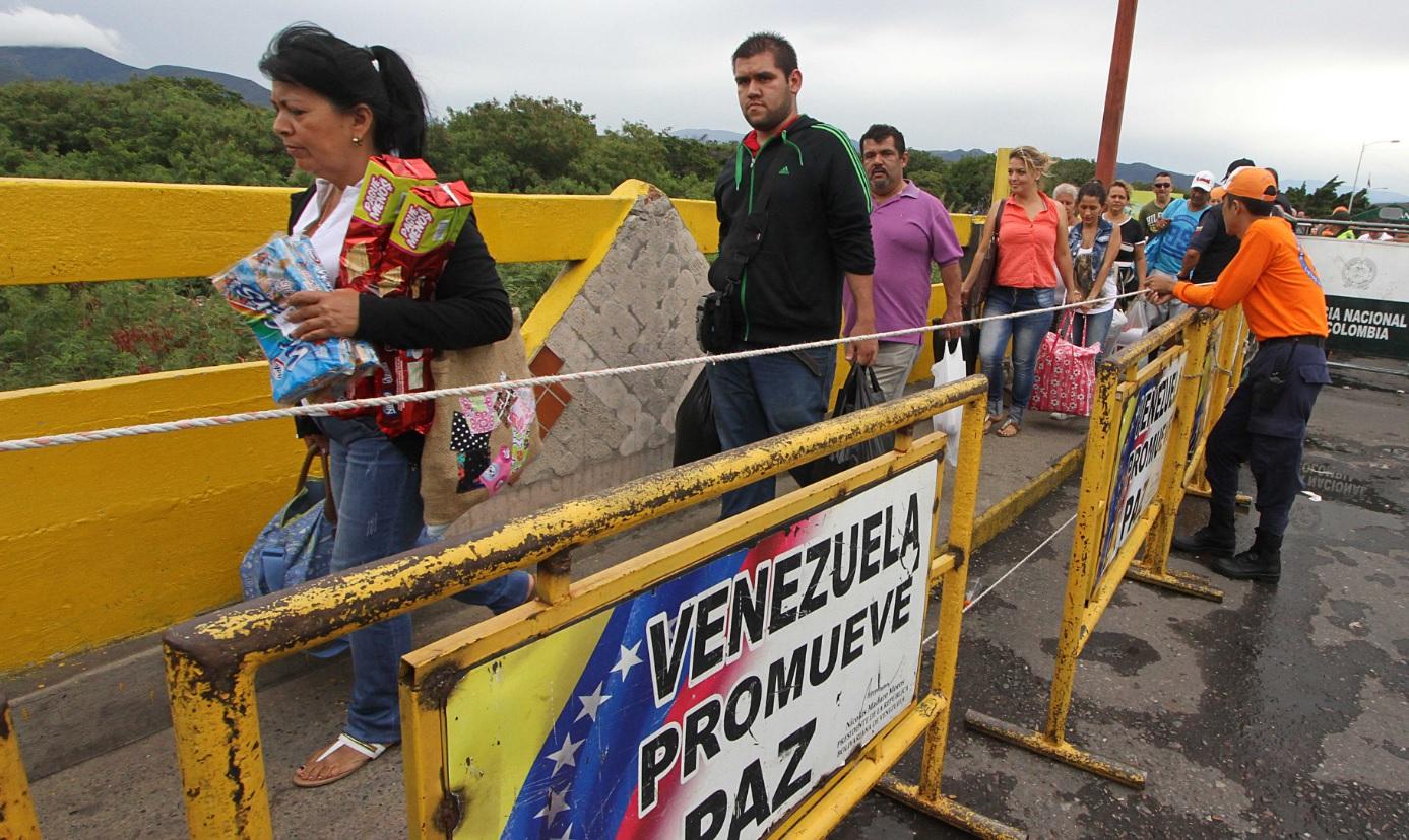 frontera Colombia Venezuela 7