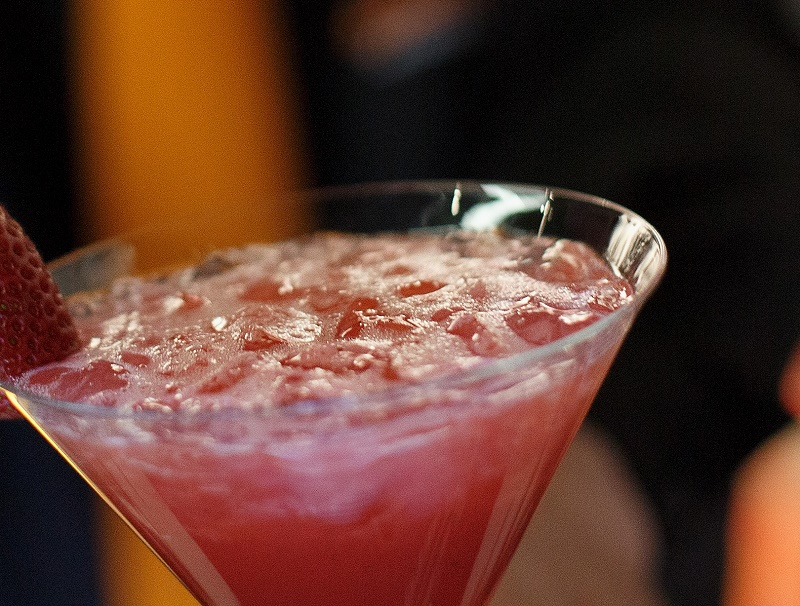 Coctel Pink mojito - Pulzo.com