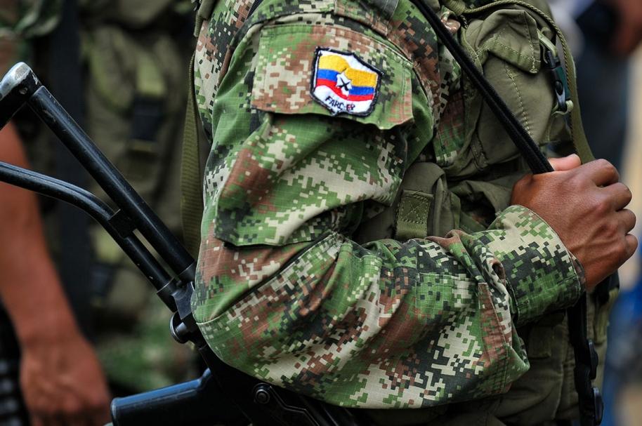 Guerrilleros de las Farc - Pulzo.com