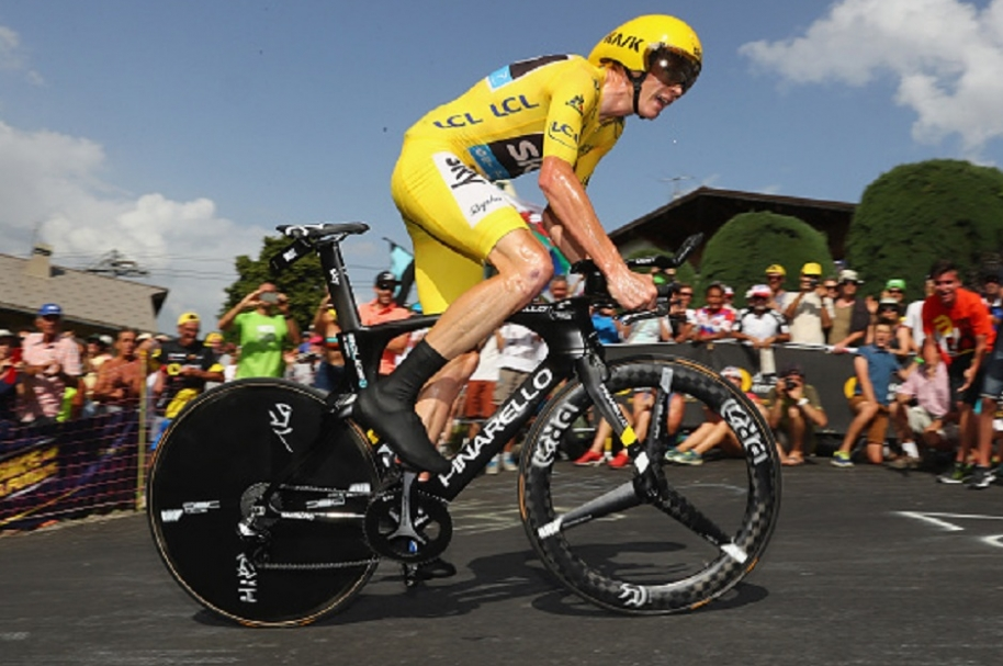 Chris Froome - Pulzo.com