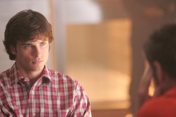 Tom Welling en 'Smallville'.