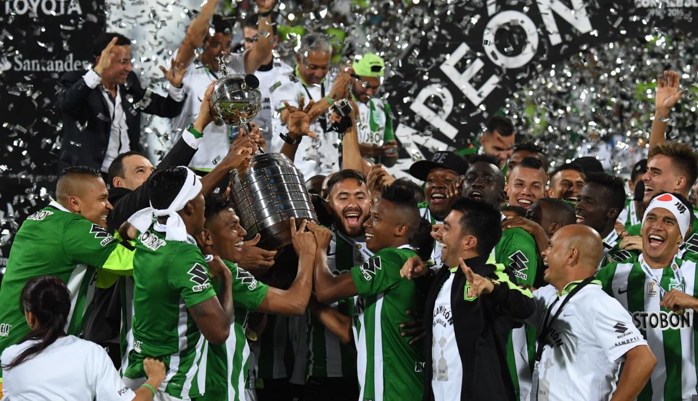 Nacional campeon 16