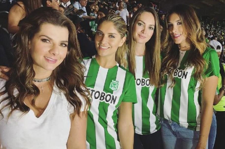 Carolina Cruz, Laura Tobón, Daniela Ospina Nacional}