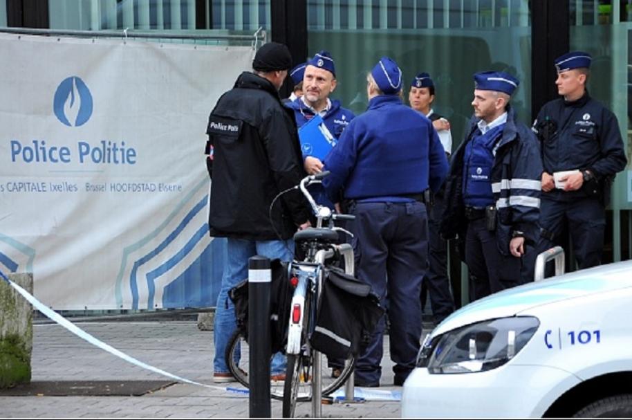 Terrorismo en Bélgica