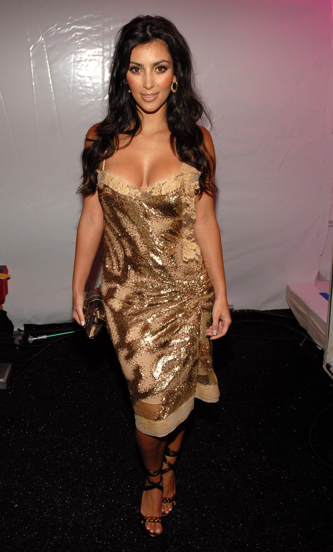 Kim Kardashian - Getty Images
