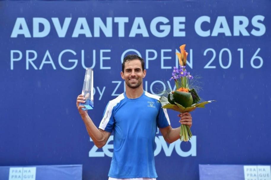 Santiago Giraldo campeón en Praga