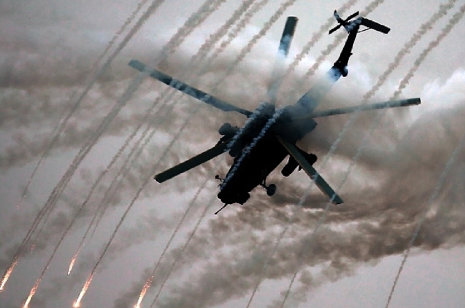 Helicóptero ruso