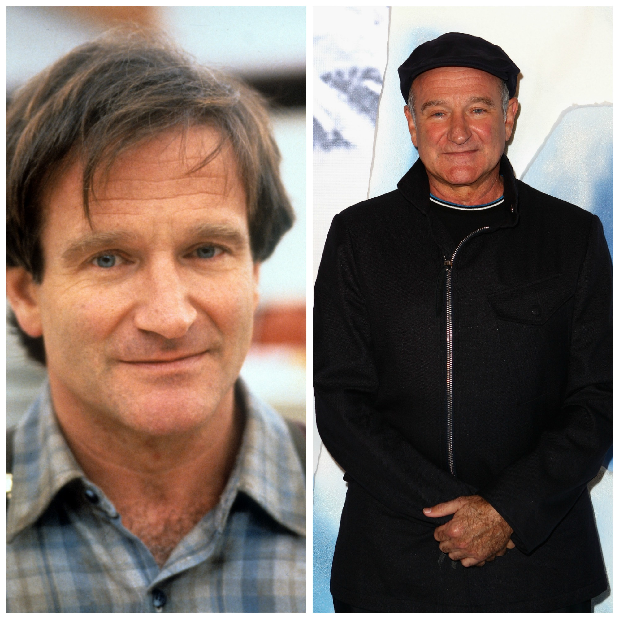 Robin Williams - Getty Images