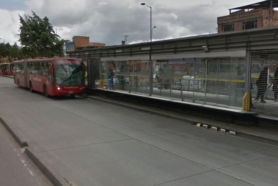 Imagen ilustrativa Estación Consuelo