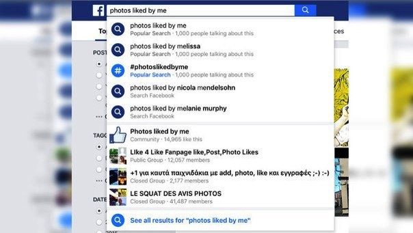Like Facebook 2