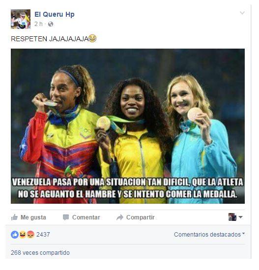 atleta venezuela