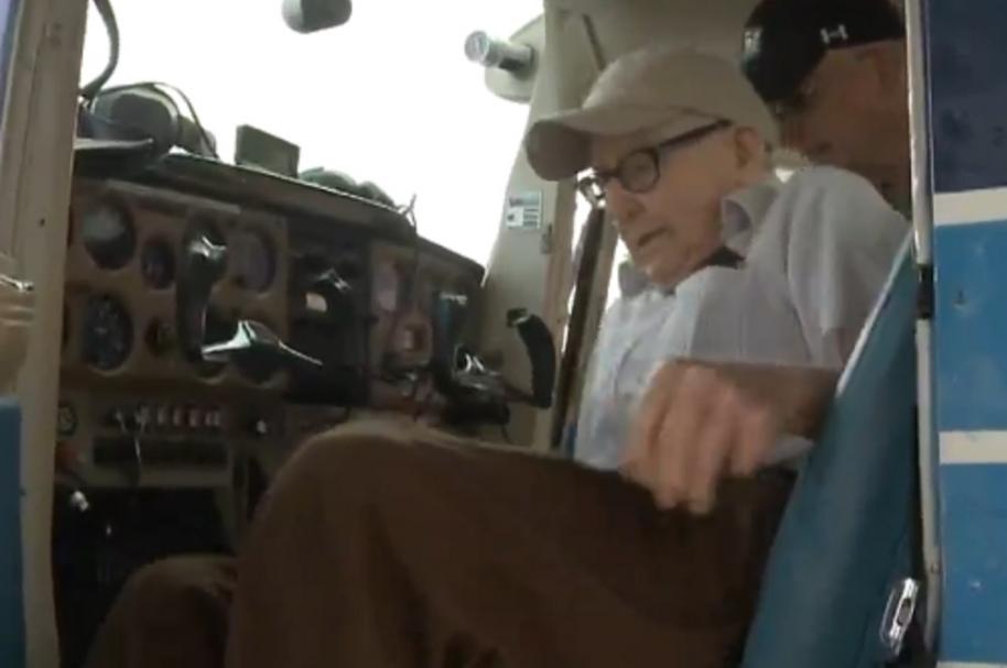 Piloto centenario