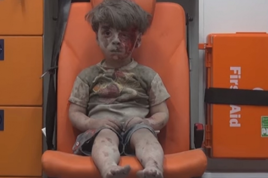 Niño de la guerra
