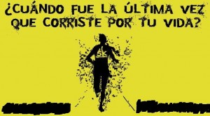 Carrera 5k Zombie/Facebook