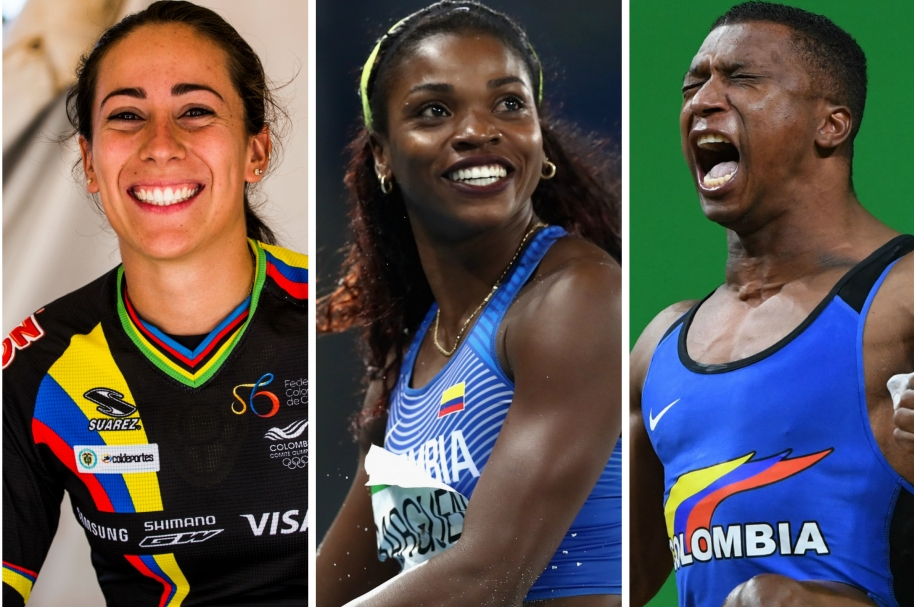 Ganadores de Colombia