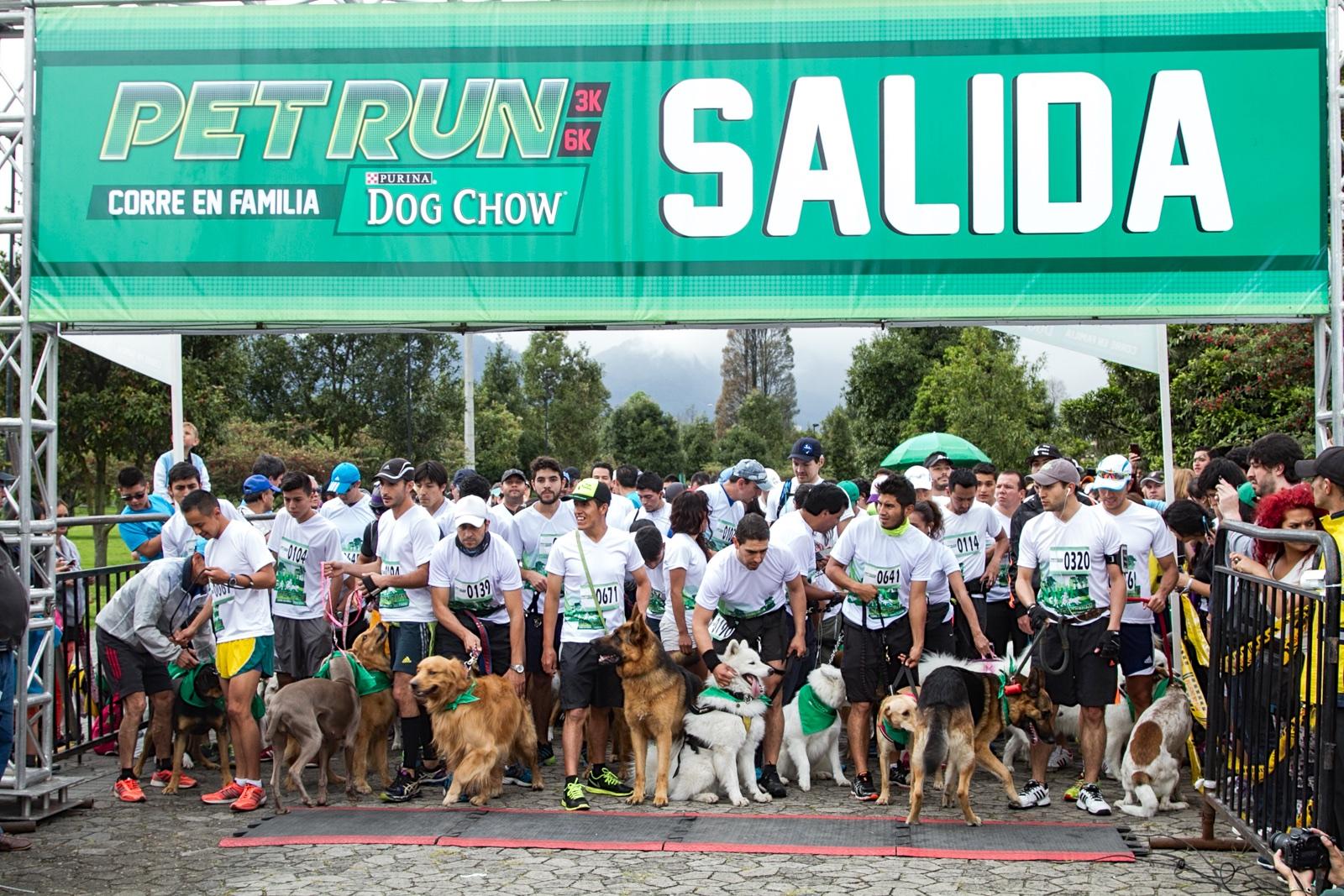 Comunicado Pet Run Dog Chow