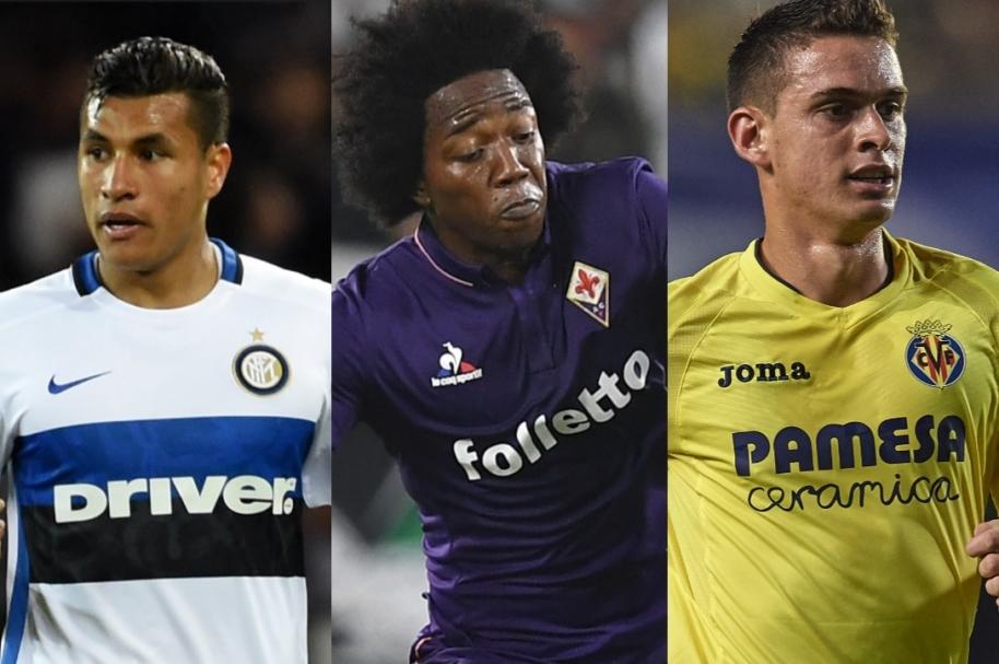 Colombianos Europa League