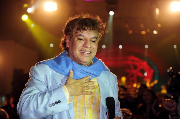 Juan Gabriel, cantante.